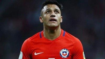 Mejora de Alexis hace soñar a Chile en la Copa América
