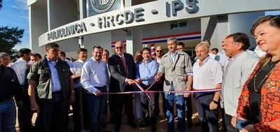 Habilitan nueva Policlínica y UTI en IPS de CDE