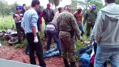 Dos hombres fueron ejecutados en Concepción