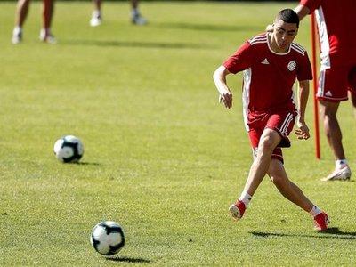La Albirroja cumple su primer entrenamiento en Río de cara al debut con Qatar