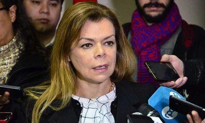 Confirman imputación de Sandra de Zacarías