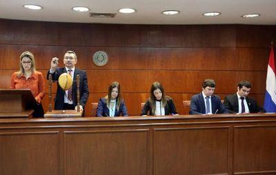 Sala Penal designó a ministros preopinantes