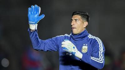 Esteban Andrada queda al margen de la selección argentina