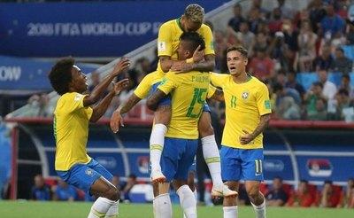 La camiseta histórica que usará Brasil