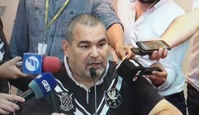 Chilavert denuncia amenaza de muerte