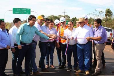 Tape Porá habilitó la duplicación de la ruta 7