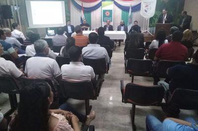En Caazapá se interiorizaron del Cronograma Electoral y Desbloqueo