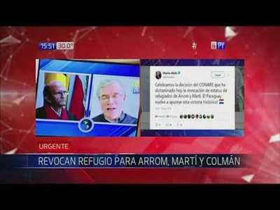 Otra victoria para Paraguay: acusados de secuestro pierden estatus de refugiados