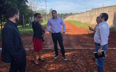 Reforzarán trabajos para arreglos de calles en Ciudad del Este