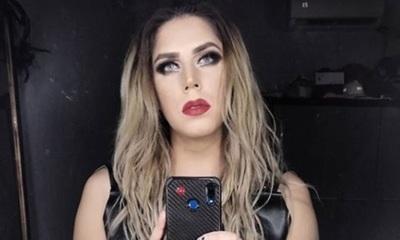 La cantante trans Fabu Olmedo relató una incómoda situación