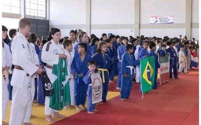 La primera Copa Paraguay de Judo