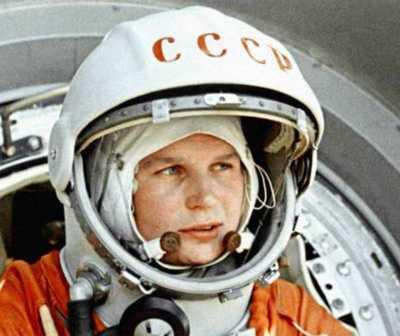 El día en que por primera vez una mujer viajó al espacio
