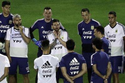 """""""Messi nació para ganar"""""""