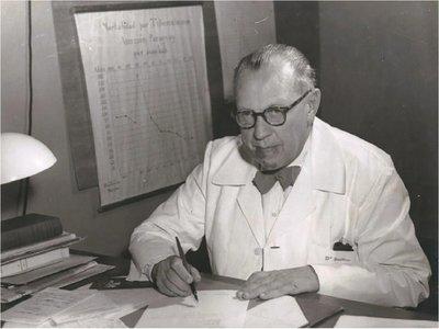 60 años de la muerte de un gran médico y artista