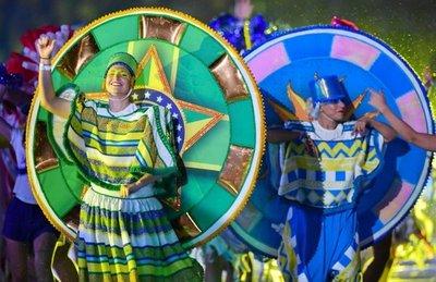 Vibra el continente con la Copa América