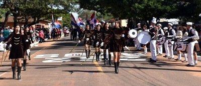 Celebran 232 años del distrito de Villa del Rosario