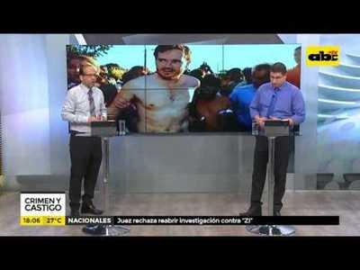 Arrom, Colmán, y Martí sin refugio político
