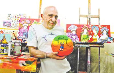 Fallece Ricardo Migliorisi,  ícono del arte paraguayo