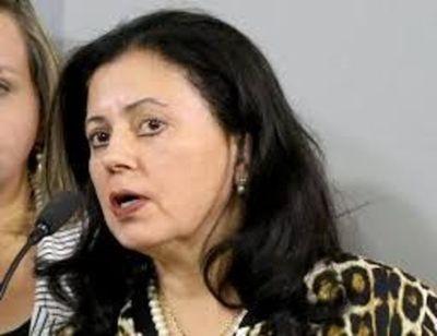María Edith Bordón sostiene que seguirá luchando buscando justicia