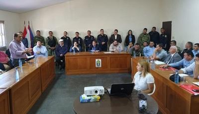 Concepción: Inician acciones de lucha contra el abigeato