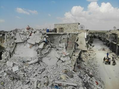 La guerra sigue cobrando vidas en Siria