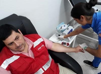 Llaman a ser donantes voluntarios de sangre