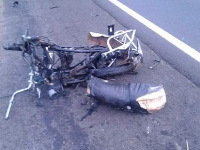 Dos fallecidos tras violento accidente en Misiones