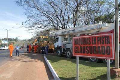 Multiviaducto de CDE se construirá con empresas y trabajadores paraguayos