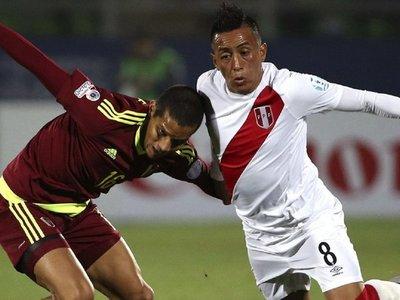 Paso a paso: Perú vs. Venezuela