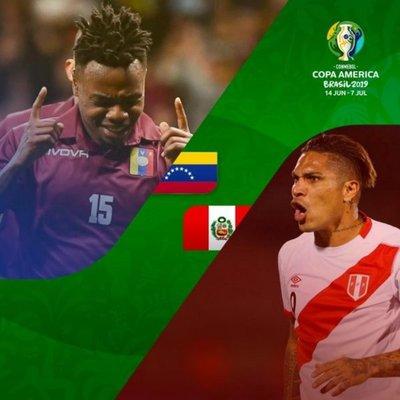 [Minuto a minuto] Venezuela-Perú