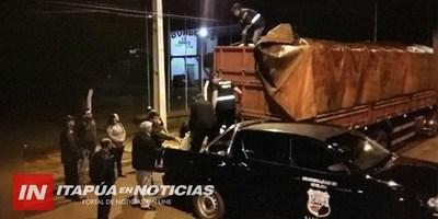 EDELIRA SOLIDARIA: ESTE MUNICIPIO ENVIÓ UN CONTINGENTE DE VÍVERES A PILAR.