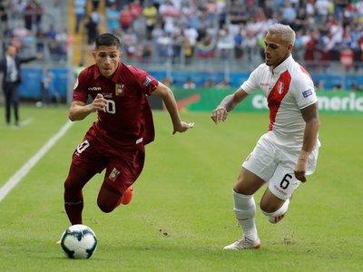 Reviví el paso a paso del empate de Perú y Venezuela