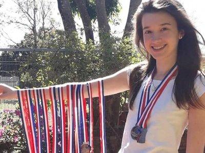La joven paraguaya que estudiará Física Nuclear en Moscú