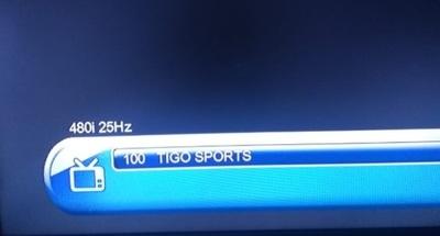 Cae servicio de TV de Tigo y enerva a clientes