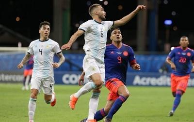 Colombia somete a Argentina en el grupo de Paraguay
