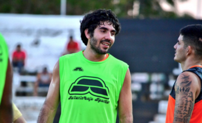 HOY / Santaní refuerza la defensa con un ex auriazul