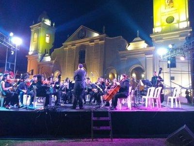 Orquestas juveniles se lucieron en la segunda noche del Festival de los Pueblos