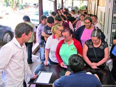 Municipalidad de CDE ahorra G. 600 millones al mes en pago de salarios