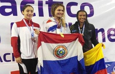 La natación guaraní deslumbró en Perú con 9 medallas