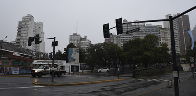 Una falla masiva deja sin energía a toda Argentina y Uruguay
