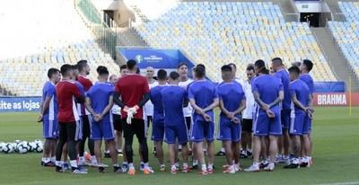 Paraguay debutará ante Qatar en la Copa América