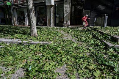 Decretan estado de catástrofe natural en Francia tras tormenta