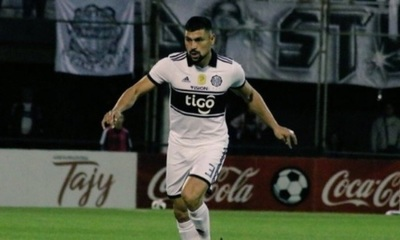 Juan Patiño ahora quiere un título con Cerro Porteño