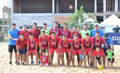 HOY / Cerro Porteño gana la Copa Paraguay de playa