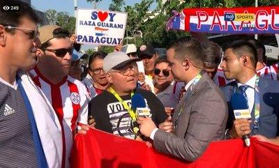 Paraguay suena fuerte en Río de Janeiro