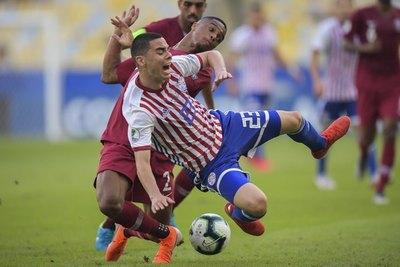 Paraguay no le pudo aguantar a Catar