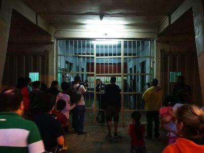 Intento de motín en Tacumbú