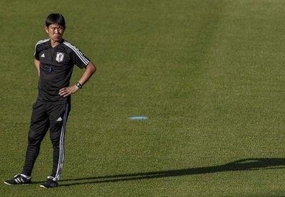 """Japón espera """"al menos un empate"""" ante Chile"""