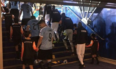 Seguí el minuto a minuto de Uruguay ante Ecuador