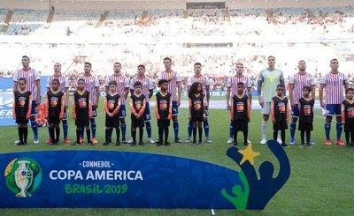 Lo que dejó el debut de Paraguay, puesto por puesto